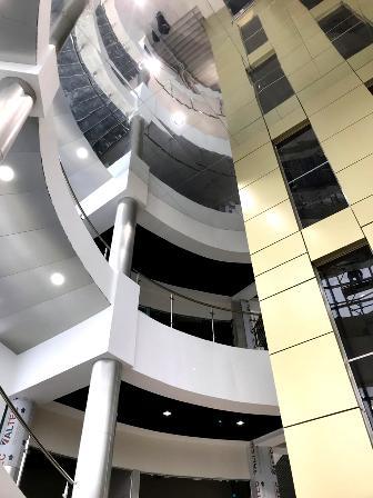 Колонны из композитных панелей